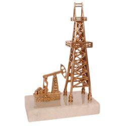 Нефтяная вышка сделать своими руками